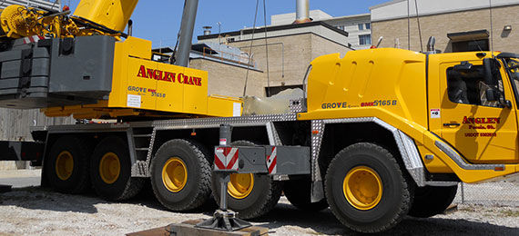 Anglen Crane